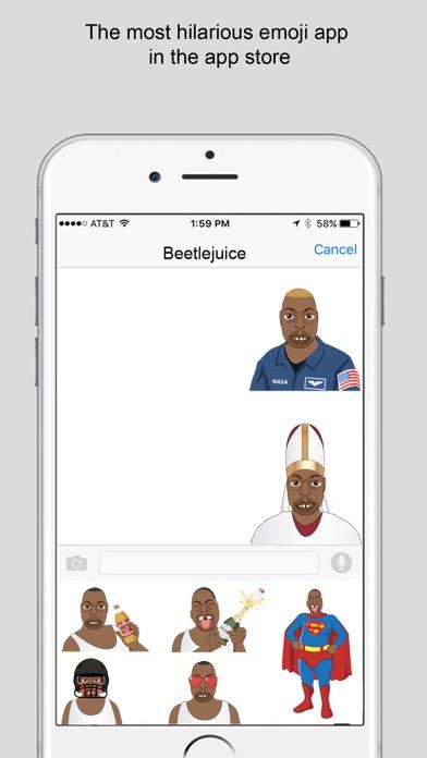 Screenshot #8 for BeetMoji