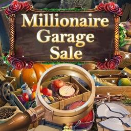 Millionaire Garage Sale