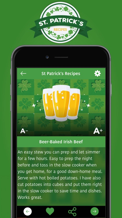 St Patrick's Recipes screenshot-3