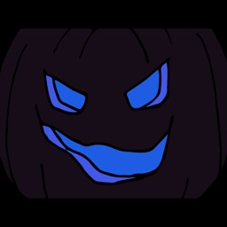 Spooky Halloween Cartoon Stickers