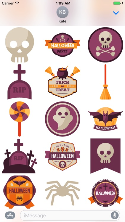 Spooki - Halloween Stickers screenshot-2