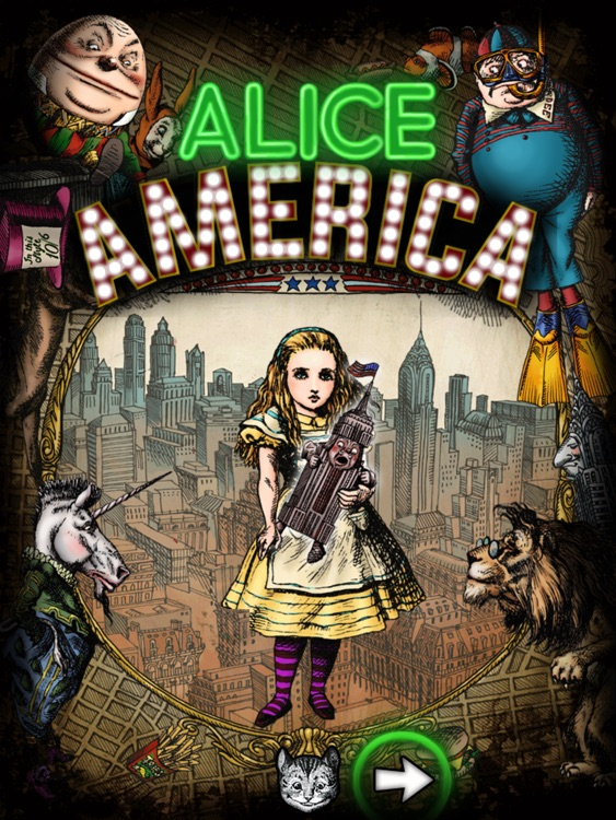 Alice in America screenshot-0
