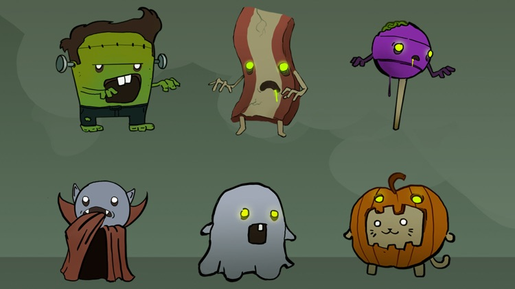 HalloweenScene Stickers and Emoji screenshot-3