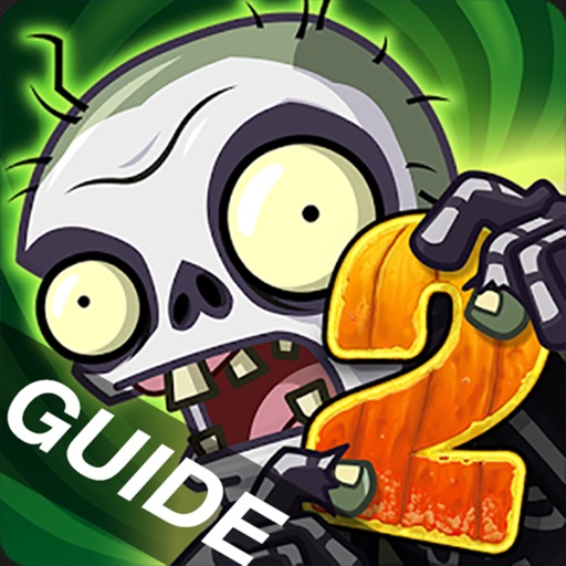 Guide For Plants vs Zombies 2 - Tips and Tricks HD app logo