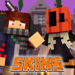 Vampire Halloween Skins for Minecraft PE & PC