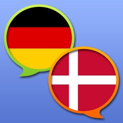 Dansk Tysk ordbog i App Store