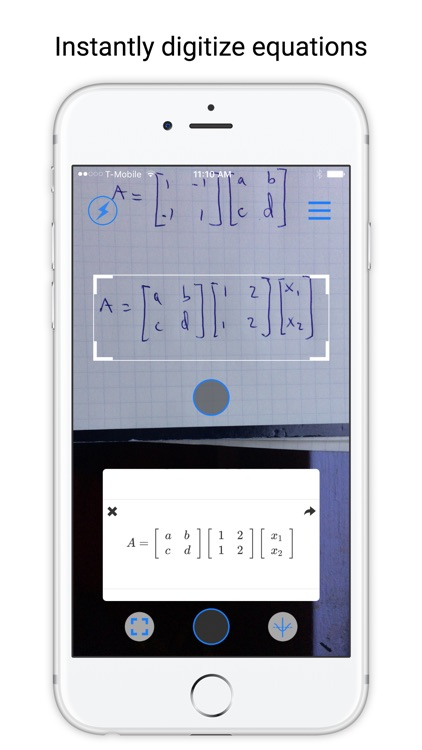 Mathpix - Solve and graph math using pictures