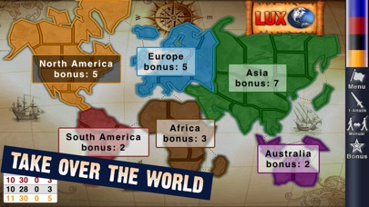 Lux Touch 3 - World Domination screenshot one