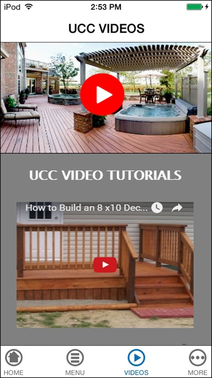 How to Build a Deck - Design & Step by Step Videos