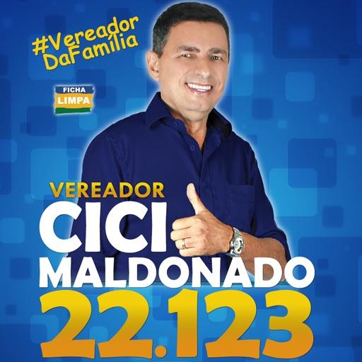 Vereador Cici Maldonado