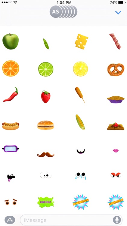 Tiggly Chef Stickers screenshot-4