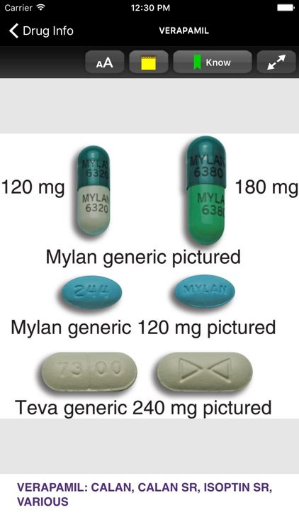 Top 300 Pharmacy Drug Cards screenshot-3