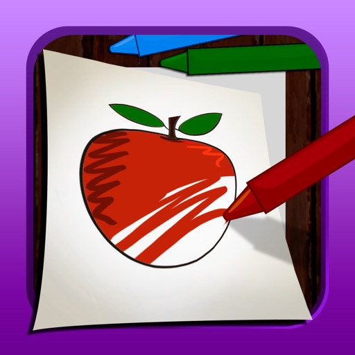 ABC Coloring Town Free icon