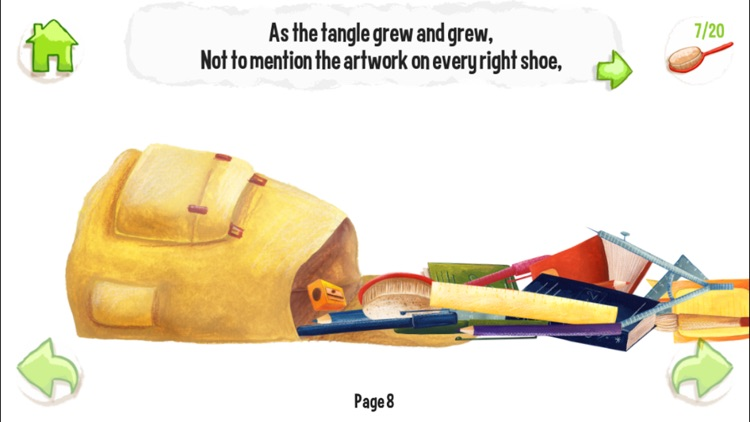 Oh, What a Tangle! Kids Bedtime Story & Best Ebook screenshot-3