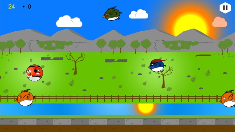 Angry Flappies screenshot-4
