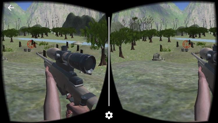 VR Sniper Animal Hunter For Google Cardboard