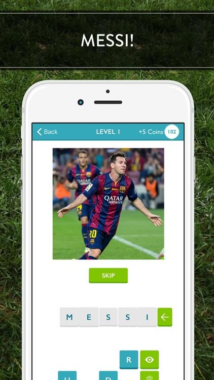 Guess The Soccer Player! screenshot-3