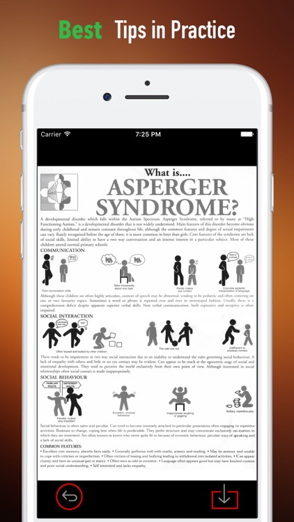 Asperger Syndrome Guide|Parent Guide and Tips screenshot-3