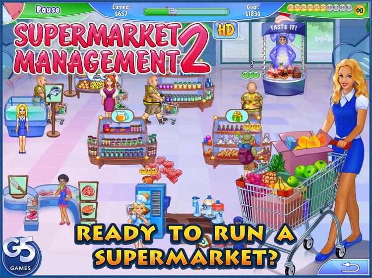 Supermarket Management 2 HD (Full) screenshot-0