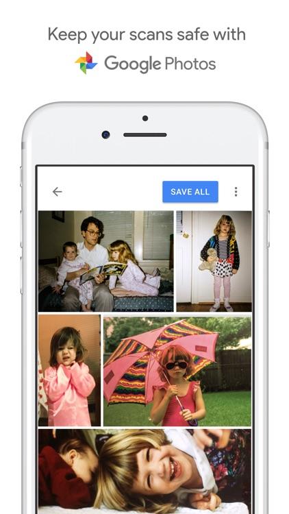 PhotoScan by Google Photos screenshot-3