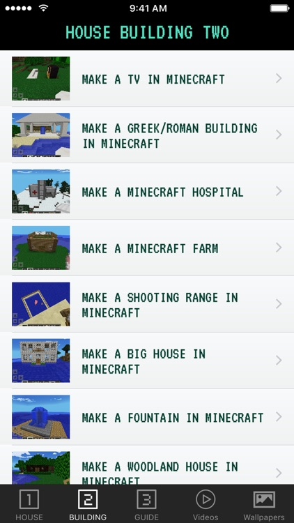 House Guide for Minecraft PE (Pocket Edition) screenshot-2