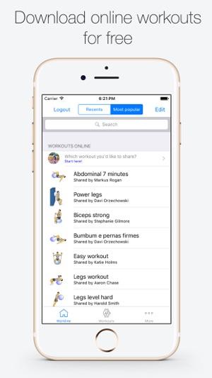 Go Fitness! Screenshot