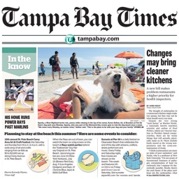 Tampa Bay Times e-newspaper