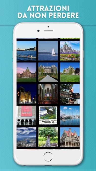 Screenshot of Victoria Guida Turistica con Mappe Offline4