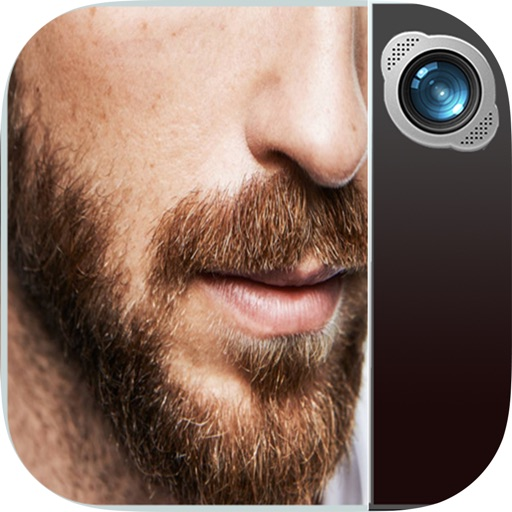 Beard Booth Photo Editor:  Beard Salon