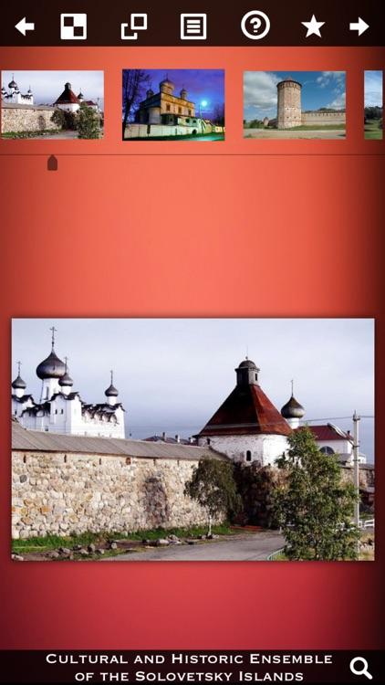 Russia Unesco World Heritage screenshot-4