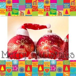 Xmas Santa Photo Framese