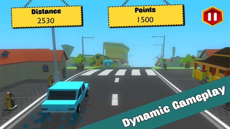 Moto Race 3D screenshot-0