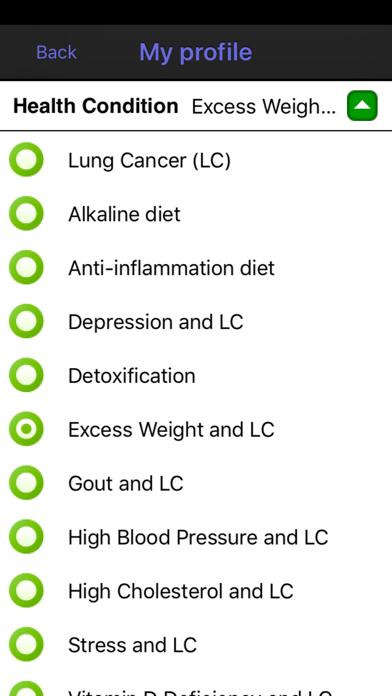 Lung Cancer v2 screenshot two