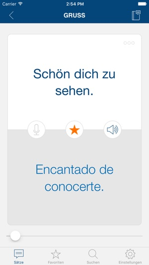 Spanisch lernen | Übersetzer im App Store