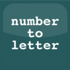 Num2Letter icon