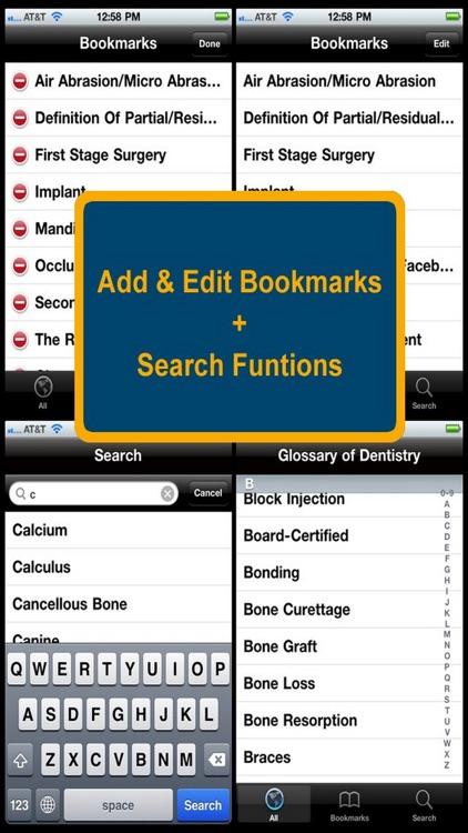 Glossary of Dentistry screenshot-3