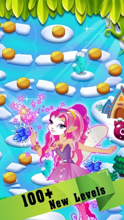 Fairy garden - Flower fantasy on bloom saga land screenshot-3