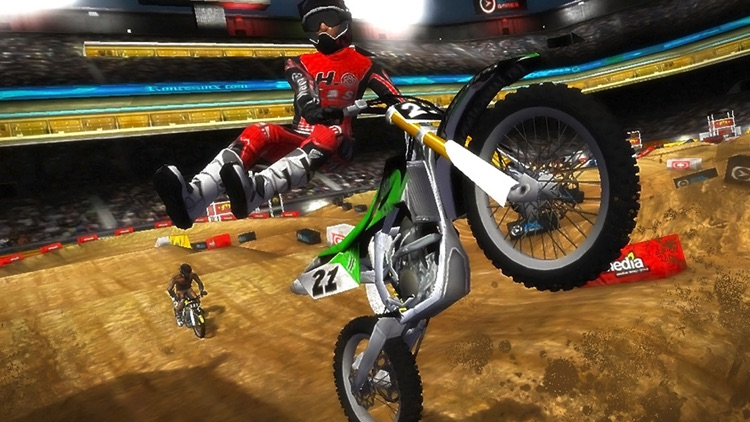 2XL Supercross Lite screenshot-3