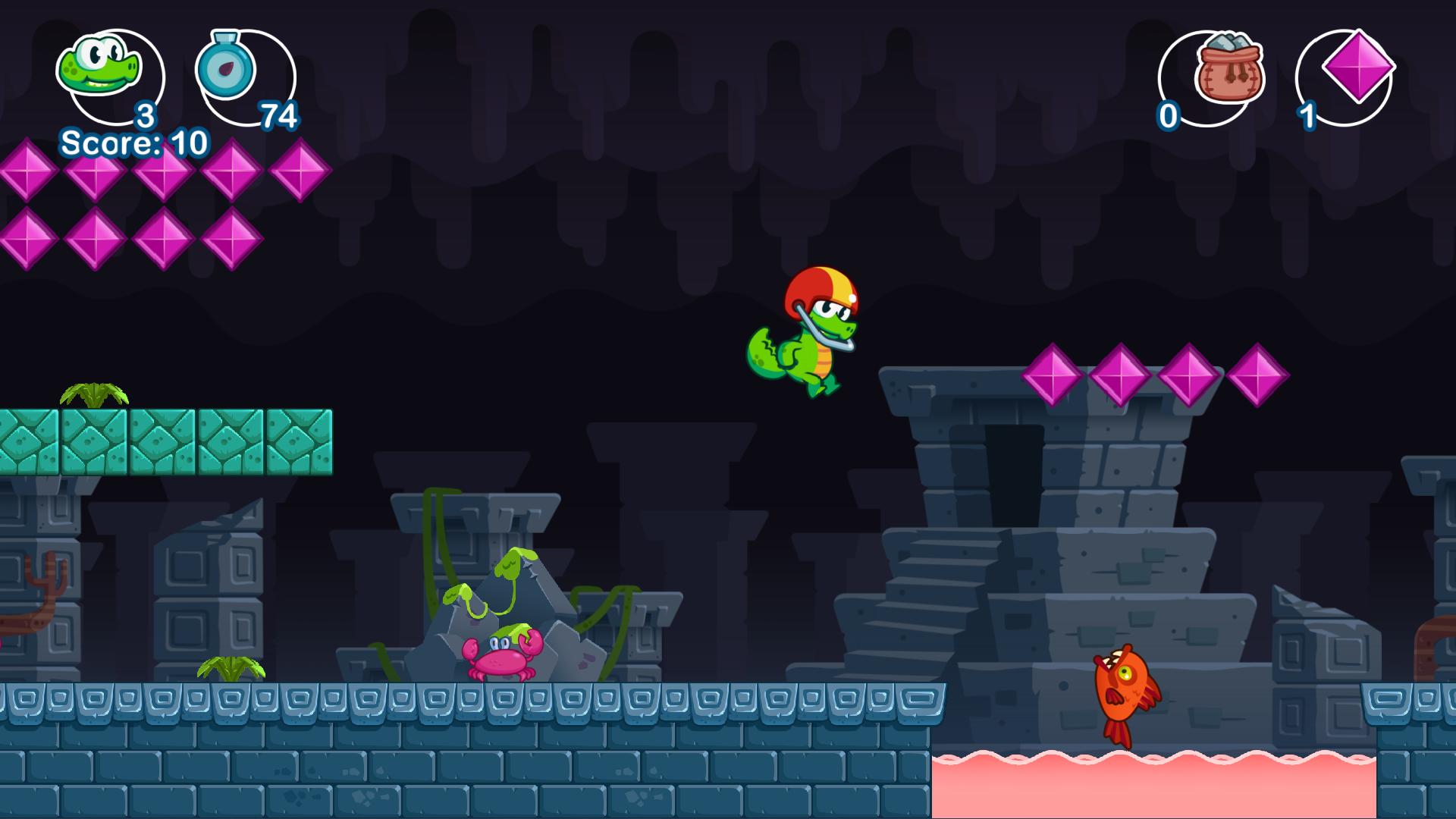 Croc's World screenshot 12