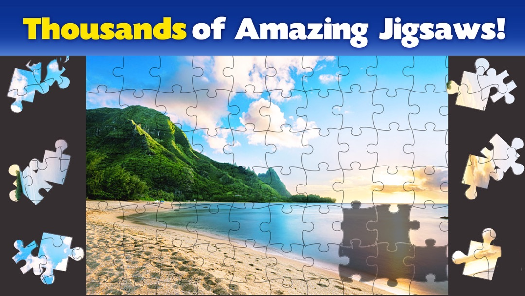 Free Online Jigsaw Puzzles Maker for Adults - Online Game