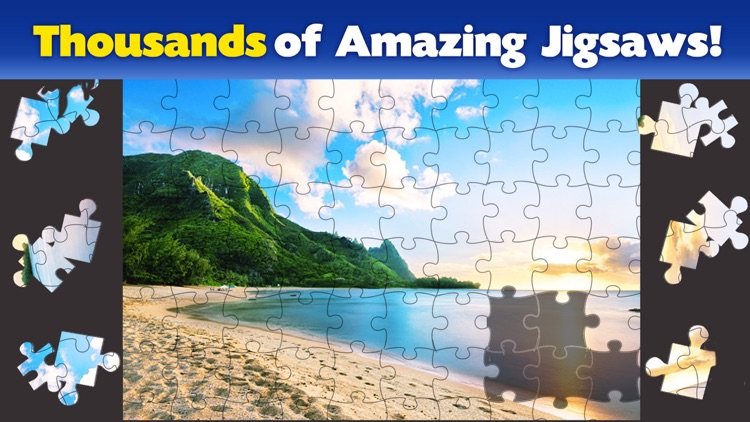 Free Online Jigsaw Puzzles Maker For S Screenshot 3