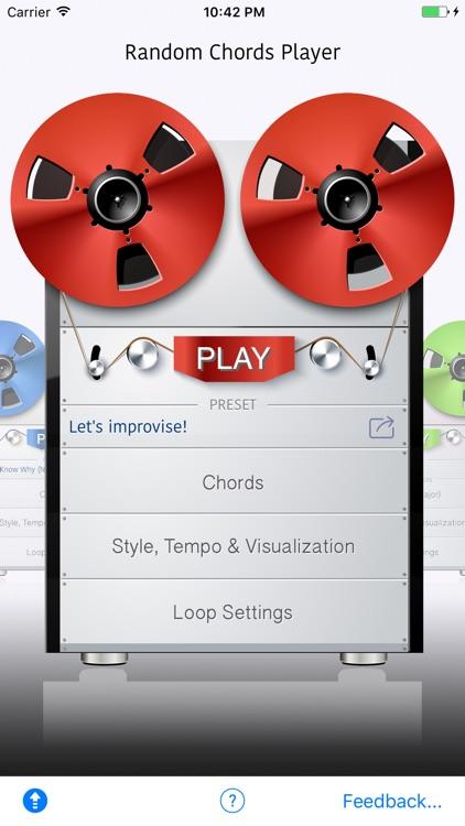 Improvisation Trainer screenshot-0