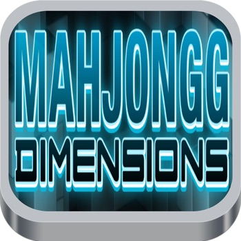 Mahjong Dimensions Puzzle Game