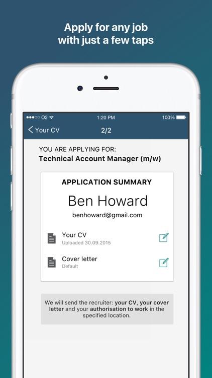 Jobsite Jobs screenshot-4