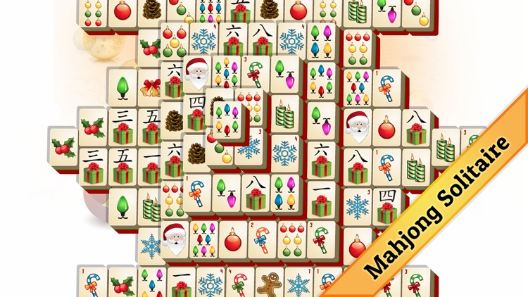 Christmas Mahjong.Christmas Mahjong Plus By 24 7 Games Llc