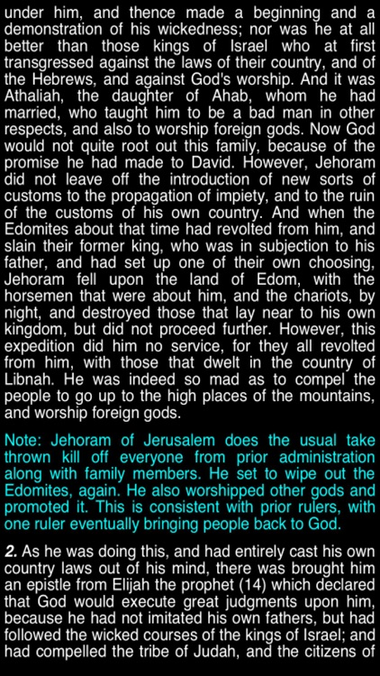 Summary Flavius Josephus (part 3) screenshot-3