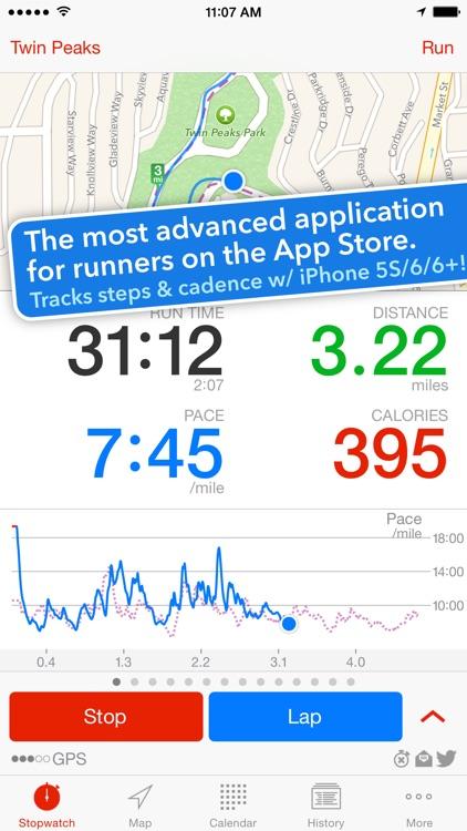 Runmeter Running & Cycling GPS
