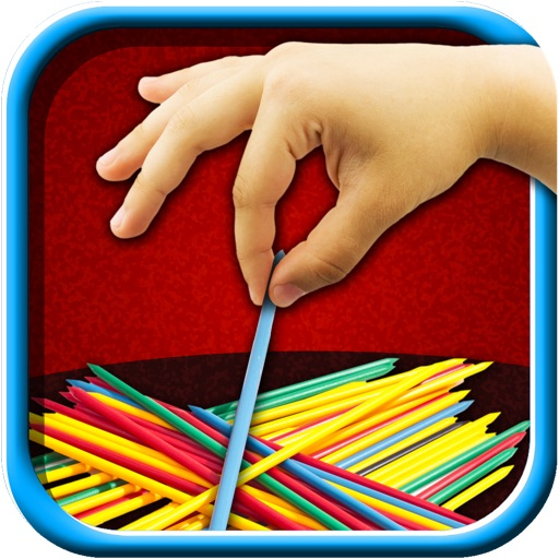 Mikado Mania - Pick Up Sticks Without Moving