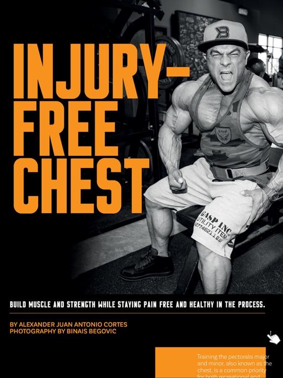 Australian Ironman Magazine screenshot-3