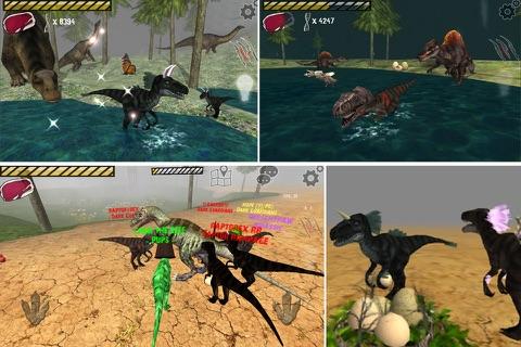 Raptor RPG - Dino Sim - náhled